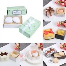 Mini Handmade Soap Wedding Favour Gift Creative Wedding Cute Gift +Packaging Box