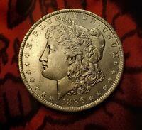 1886 CH BU Gem Morgan Silver Dollar Nice Coin Rare Gorgeous MS+++++ A Beauty!