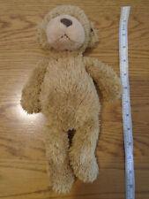 JellyCat Marrone Teddy Bear. Jelly 1527SH. circa 13 in (ca. 33.02 cm)