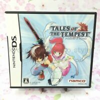 USED Nintendo DS Tales of the Tempest