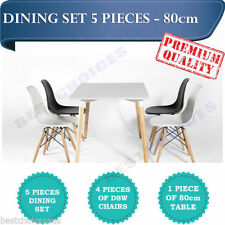 Square Dining Furniture Sets with Flat Pack