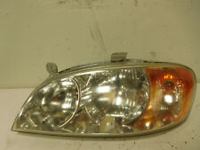 2002  Kia  Spectra  Left  Front  Headlight  Assembly