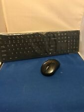 Wireless Keyboard and Mouse Combo Computer Desktop PC Laptop Cordless New