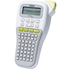 Brother P-Touch H108 Beschriftungsger?t PT-H108G Schriftband TZ TZe 3,5 - 12mm