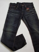 JEANS EDWIN  SEN SELVAGE SKINNY ( red selvage - dark used ) TAILLE W30 L34