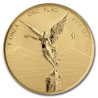 2018 Mexico 1 oz Reverse Proof Gold Libertad - SKU#180848