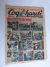 COQ HARDI n° 221 du jeudi 15 juin 1950