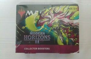 Wizards of the Coast Magic: The Gathering Modern Horizons 2 Collector Booster D…