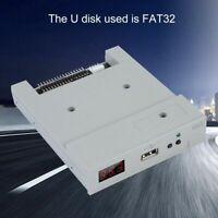 "SFR1M44-U100 Normal Version 3.5"" 1.44MB USB SSD Floppy Drive Emulator Gotek SLS"