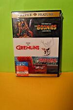 BRAND NEW/SEALED GOONIES, GREMLINS & GREMLINS 2 NEW BATCH 3 DVD SET + FAST SHIP!
