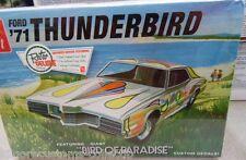 AMT 1:25 1971 Ford Thunderbird Plastic Model Kit AMT920 NEW