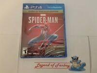 Marvel's Spider-Man: Game of the Year Edition - ps4 PlayStation 4 * New Sealed *