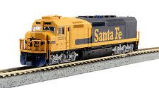Kato 1769212 N Scale EMD SDP40F Type IVa Santa Fe #5253 176-9212 DCC Ready NEW