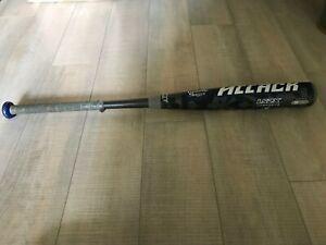 Louisville Slugger  Attack Baseball Bat - 33/30 (-3) BBCOR