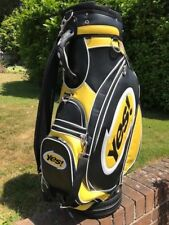 BRAND NEW YES GOLF 10 INCH STAFF TOUR BAG