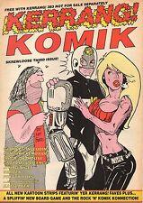 Kerrang! Komik Issue 3