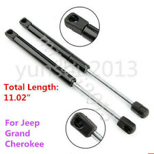2x Front Gas Spring Prop Hood Lift Supports For Jeep Grand Cherokee 1999-2004