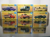 Matchbox Superfast / Special Lot / 6 X empty Repro Box style G