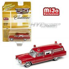 CHASE  MIP Gold JOHNNY WHITE LIGHTNING 1966 66 CADILLAC HEARSE
