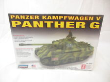 Lindberg Reissue 1/72nd Scale WWII German Panther G Tank Model Kit 76083 NEW!