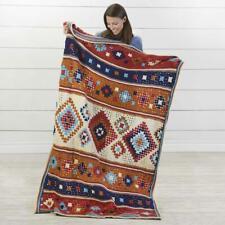 Herrschners® Navajo-Inspired Afghan Kit
