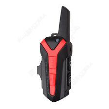 2x 1.5-3KM Interphone Bluetooth Moto Casco Da Moto Auricolare interfono X3