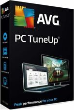 AVG PC TuneUp 2017, 3 PC Users, 1 Year Retail License - Latest Version.