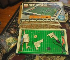 Tudor NFL National Conference Electric Football Game W Box (says Bears & Giants)