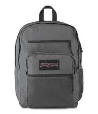 Jansport Backpack Big Campus Deep Grey Skate School Travel Bag