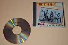 The Tielman Brothers - Rock And Ballads / EMI 1991 / Holland