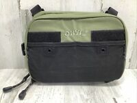 ORVIS - Small Modular Fishing Tackle Bag Folding Wallet Zippered Pouch