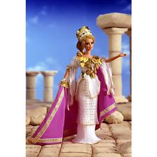 Goddess of wisdom Grecian Barbie® Doll Mattel l almost MINT  NRFB