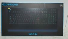 Logitech G213 Prodigy Wired Gaming Keyboard with RGB Lighting (920-008083)