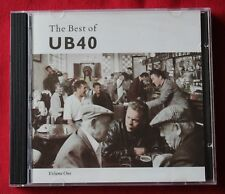 UB 40 - Best of volume 1, CD