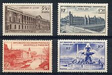 STAMP / TIMBRE FRANCE NEUF SERIE N° 780/783 ** CONGRES DE L'UNION UNNIVERSELLE
