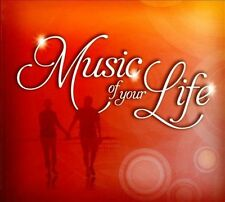 MUSIC OF YOUR LIFE  BY TIME LIFE - 10 CD Box Set - Fast USPS Priority Shipping