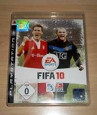 Playstation 3 - FIFA 10 FIFA10 EA Sports Fussball Spiel komplett Deutsch PS3