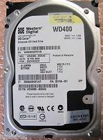 Western Digital Caviar WD400BB-60DGA0 40GB IDE Internal Hard Drive 7200 rpm