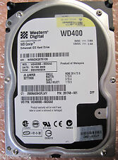 Western Digital Caviar WD400BB-60DGA0 40GB IDE Internal Hard Drive 7200 rpm