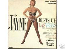 JAYNE MANSFIELD - Busts up Las Vegas OOP CD!