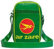 Air Zaire Airline Tasche Umhängetasche Schultertasche Sporttasche - grün