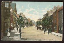 Staffs LEEK St Edward's St 1904 PPC