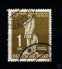 Berlin Nr. 40  gestempelt geprüft  (D318)