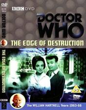 Doctor Who - The edge of destruction (Special Edition) Dr Who William Hartnell