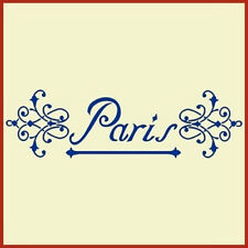 FRENCH PARIS 2 STENCIL - NEW! - The Artful Stencil