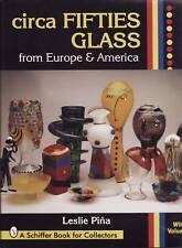 Fachbuch Glas aus USA und Europa 50er Jahre Preisführer NEU VIELE FOTOS TOP