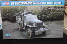 NEW Hobby Boss (83833): GMC CCKW-352 Machine gun turret au 1/35