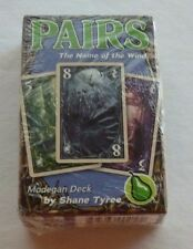 NEW Pairs Modegan Deck Card Game Hip Pocket Cheapass CAG 210 Shane Tyree