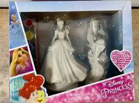 Disney Princess Paint Your Own Statue 12 Colors Cinderella & Ariel