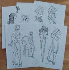 MARILYN MONROE PAPERDOLL By Charlotte Whatley – SIGNED!